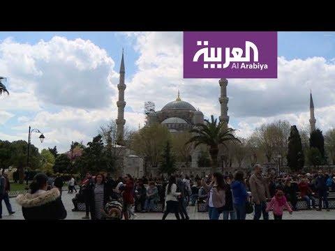 وأن المساجد لله | مسجد السلطان أحمد الذي يُعرف أيضا بالجامع الأزرق ويضم 6 مآذن