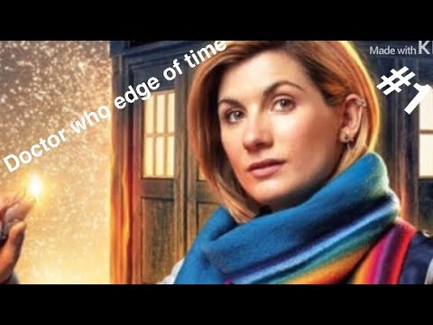 Doctor Who Edge Of Time #1 vr |