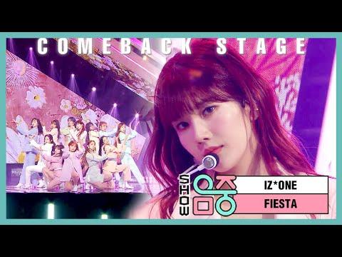[쇼! 음악중심] 아이즈원 - FIESTA ( IZ*ONE  FIESTA )