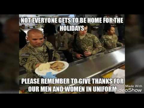 A U.S. Military Christmas Salute