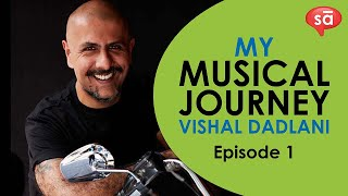 Musical journey, singing technique | Vishal Dadlani || converSAtions | part 1