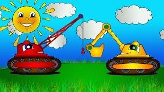 Добрый мультфильм для детей. 9 мая день победы и мира