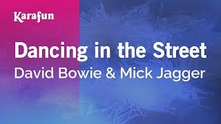Karaoke Dancing In The Street - David Bowie *