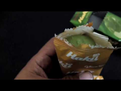 Delicious Ice Cream! Glico Wings Haku Matcha Green Tea