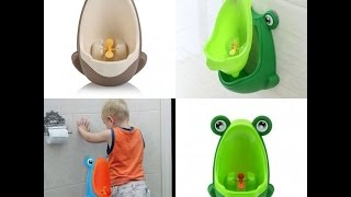 The Best Way To Potty Train A Toddler Boy | Boys Training Urinal Review