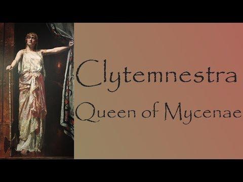 Greek Mythology: Story of Clytemnestra