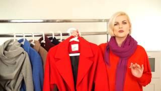 видео Как правильно выбрать пальто по фигуре?