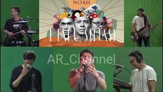 Download NOAH - JALANI MIMPI KONSER PALING TERBARU 2020 HALUSINASI