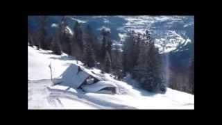 Peak View: Katrin Ski Tour (1542m), Bad Ischl, Upper Austria