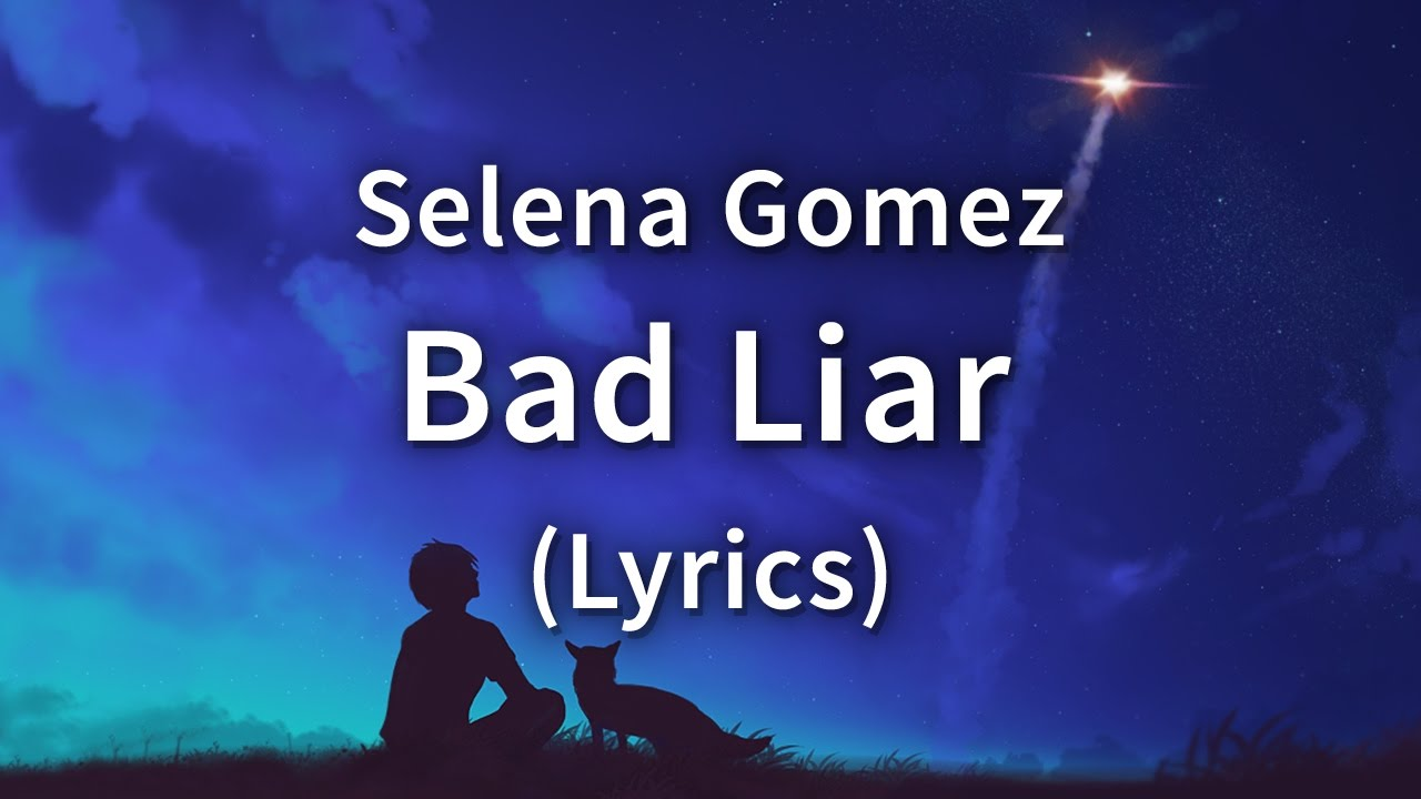 how to watch bad liar on spotify