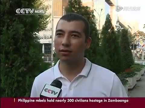 Chinese language craze hits Uzbekistan