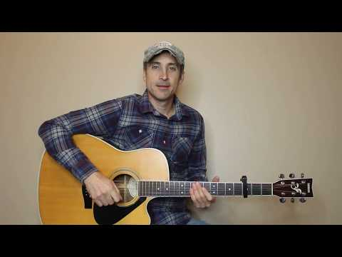 Bury Me In Blue Jeans - Granger Smith - Guitar Lesson | Tutorial
