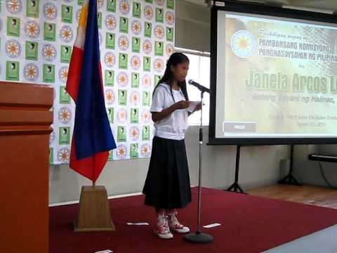PreMYo Rizal: a nationwide letter and essay writing contest