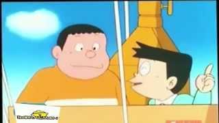 Doraemon in Hindi - Nobita Flying On Air Balloon