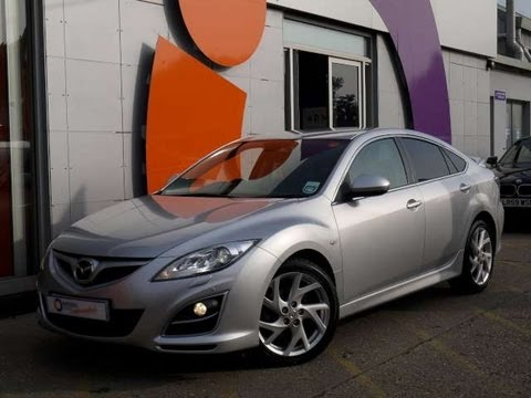 2010 mazda 6 sport 2 2l for sale in hampshire youtube. Black Bedroom Furniture Sets. Home Design Ideas