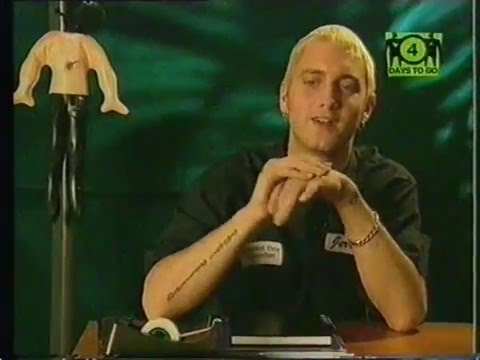 Eminem & Dr. Dre - MTV Interview (1999)