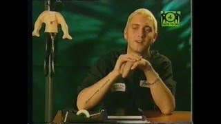 eminem dr dre mtv interview 1999