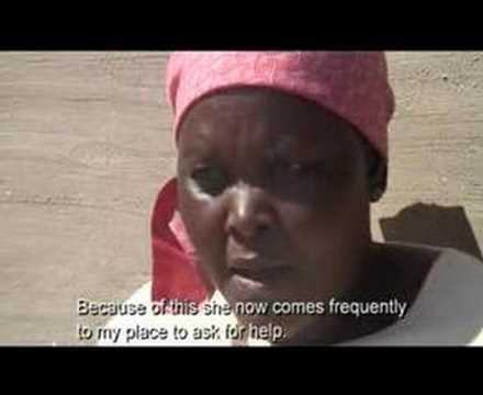 Matekane Morabaki - Village Chief, Lesotho