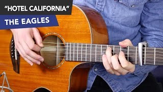 Скачать Hotel California INTRO Guitar Lesson Eagles