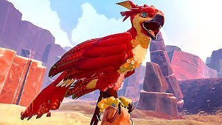 FALCON AGE Trailer (2018) PS VR