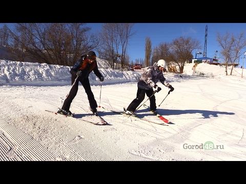 Просто все: как кататься на лыжах