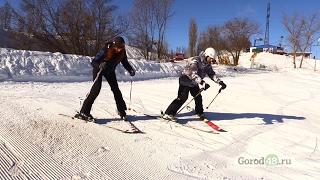 видео Где покататься на лыжах?