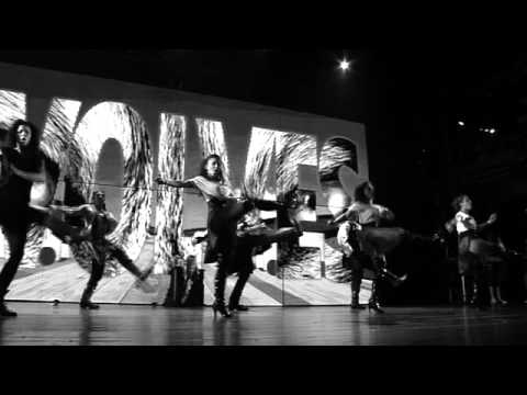 West End Eurovision 2012 -  Rehearsals