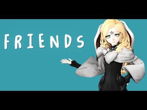 (MMD❖BnS❖OC) FRIENDS