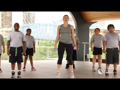 HealthWorks! Youth Fitness 301 - Cardio With Weights | Cincinnati Children's