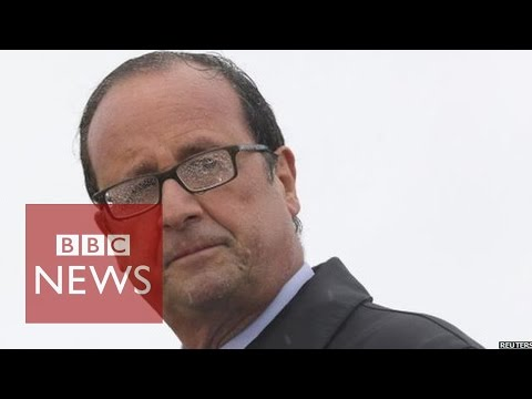 EU-la-la, the trouble with France - in 60 seconds - BBC News