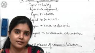 Consumer Protection Act 1986 Class XII Bussiness Studies by Ruby Singh