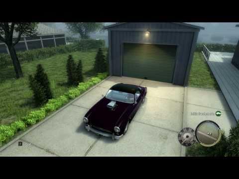 Mafia  Walker Rocket Car Location