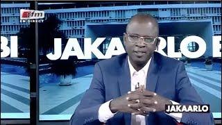 REPLAY - Jakaarlo Bi - Invité : Me BASSIROU NGOM - 16 Novembre 2018 - Partie 1