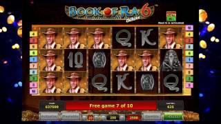 Casino Вулкан  Book of Ra  Deluxe победа 18 000 000.(, 2016-08-22T13:07:06.000Z)