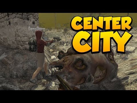 MOVING OUT - THE CENTER CITY! - 7 Days to Die Alpha 16 Multiplayer Gameplay #18