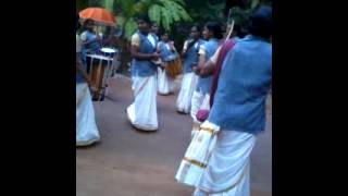Chend melam in papinisseri muthappan kav
