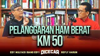🔴 LIVE! BUKU PUTIH PELANGGAR4AN HAM BERAT KM 50, DICECAR REFLY HARUN DENGAN EDY MULYADI!!