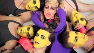 Peaches 'Mommy Complex' Official Music Video