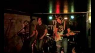 Vile Evils There Is No Love Between Us live at Derby Vic Inn