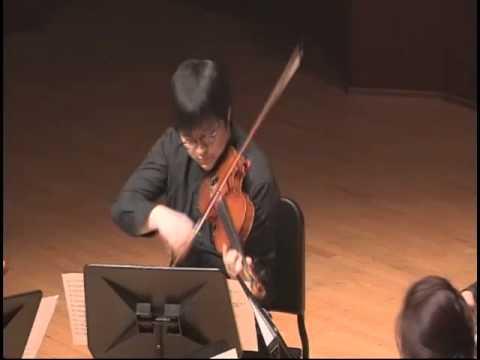 """WE Soloists], """"Scandel""""  01. Beethoven String Quartet Op 133 Grosse Fugue"""