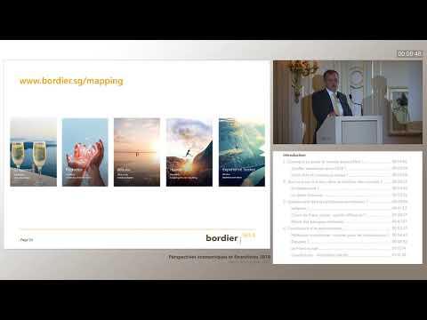 Conférence – Perspectives économiques et financières