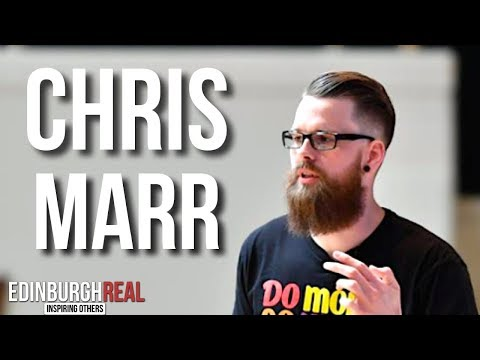 Chris Marr - Content Marketing Pioneer | Edinburgh Real (now