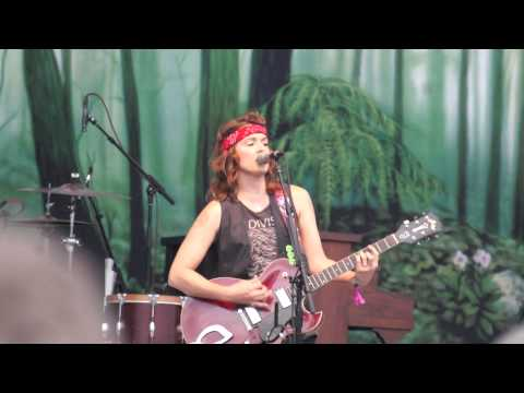 "Brandi Carlile, ""Creep"" By Radiohead  Floydfest, July 27, 2013"