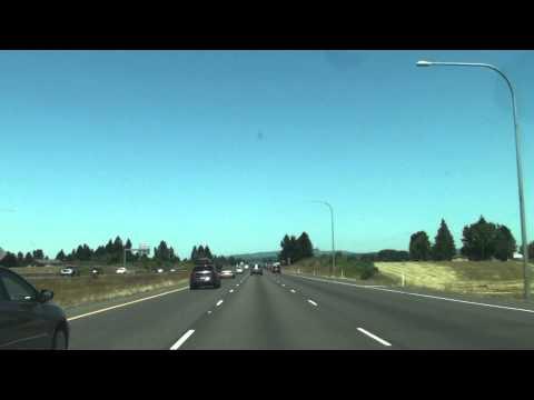 Interstate 5 In Washington, Exit 14 To Exit 16,Ridgefield, WA 98642