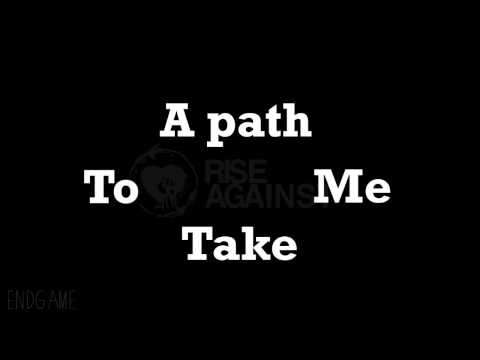 Rise Against - This Is Letting Go [Lyrics Video]