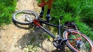 ✅Разбил велосипед об бутылку