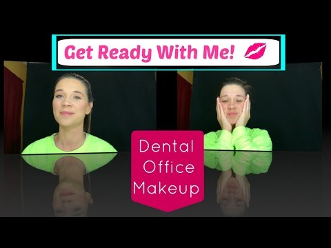 Get Ready With Me! I Dental Office Makeup!