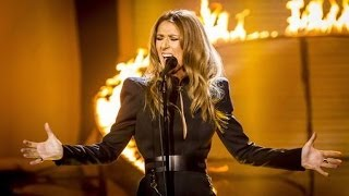 Celine Dion-Rolling In The Deep(Adel)Live 20.09.2016