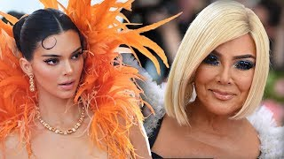 Kendall Jenner Shades Kris Jenner Haircut In New Video