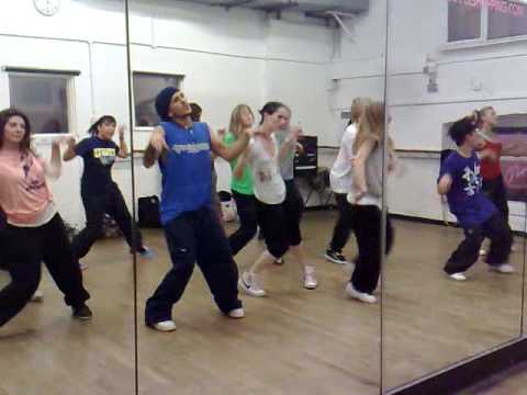 Baixar Commercial dance @ Pineapple Studios, London. By Xavi Monreal.